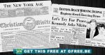 Historical Newspapers Online Database - Free Access