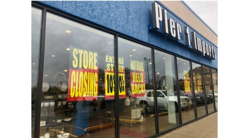 Pier 1 Imports Closing More Stores!