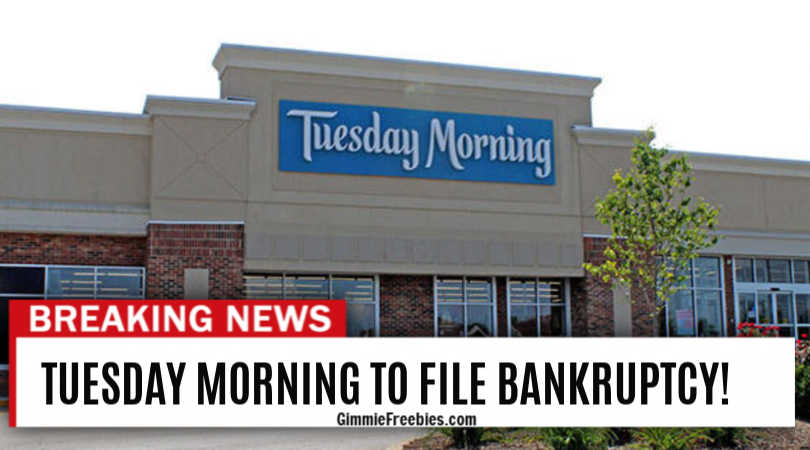 tuesday morning store bankruptcy closings