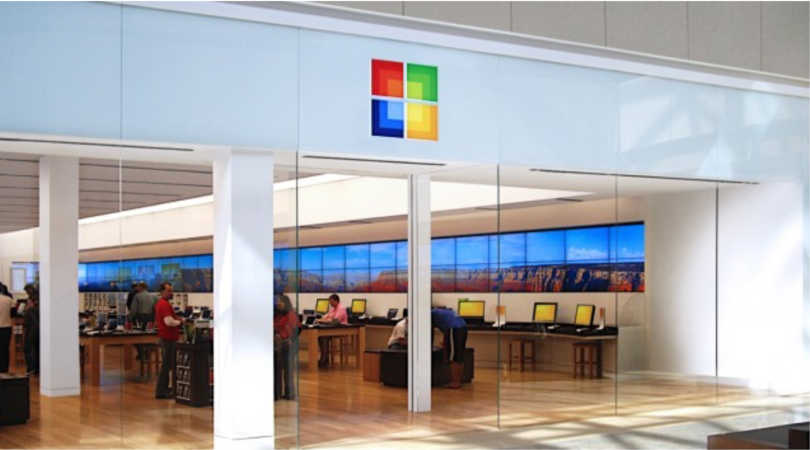 Microsoft Permanently Closing ALL of its Stores!