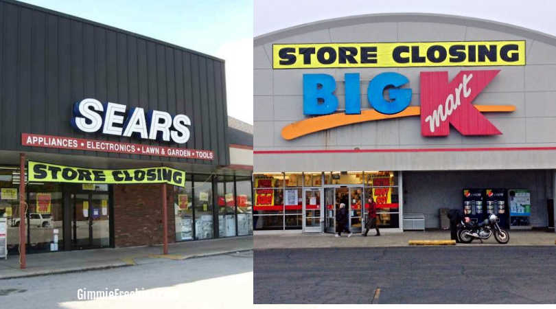 Sears / Kmart Stores Secretly Closing Locations - WHOLE LIST!