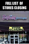 BREAKING NEWS: More Justice Stores Closing! Full List