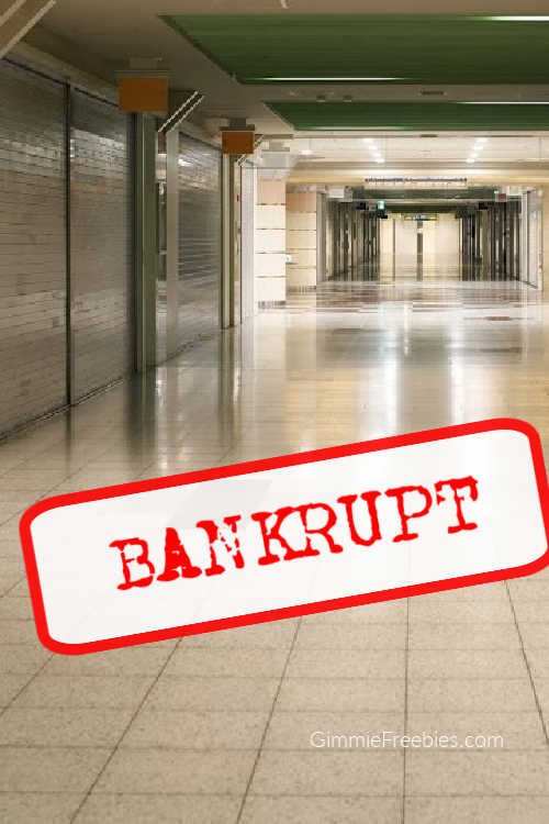125+ Malls in Bankruptcy Across the Nation (Full List)